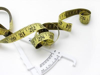Come convertire BMI in percentuale di grasso corporeo
