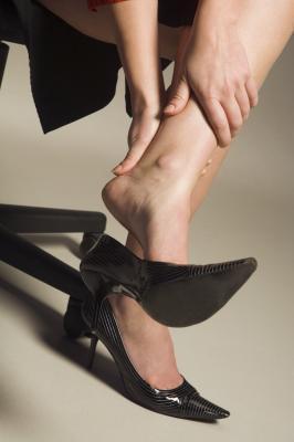 Dolore al piede non spiegata