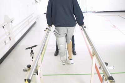 Riabilitazione per l'amputazione del piede