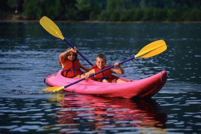 Loon 160T Tandem Kayak di città vecchia Review