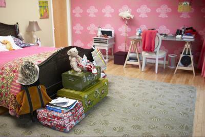 Come decorare la camera da letto di un bambino su un bilancio in Illinois