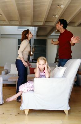 Quando un genitore allontana un bambino dopo il divorzio