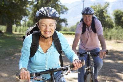 Esercizi per gli anziani Over 60