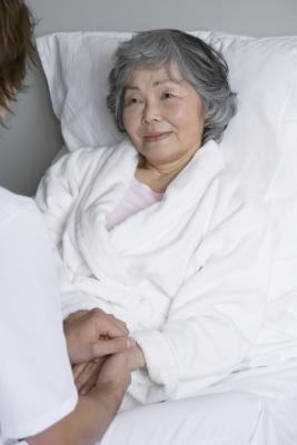 Livelli di zucchero nel sangue in anziani