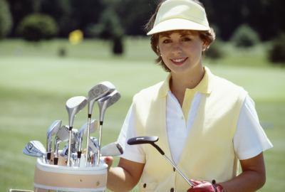 Lunghezza standard di mazze da Golf per le donne e gli uomini