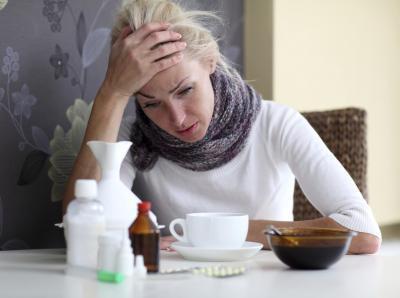 Comuni sintomi di influenza