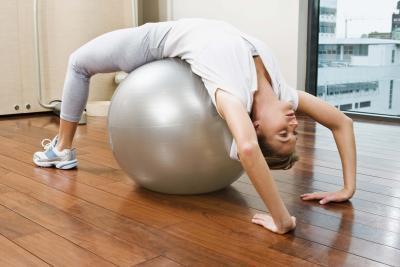 Fare esercizio palle lavoro?