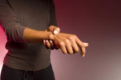Sintomi di tendinite del polso