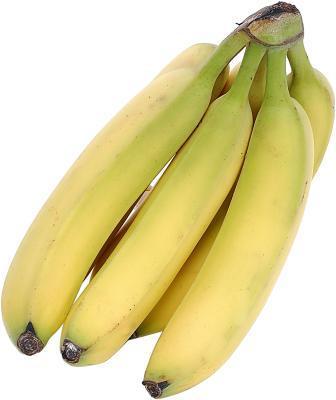 Le banane hanno più potassio come maturano?