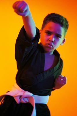 Movimenti di karate & esercizi