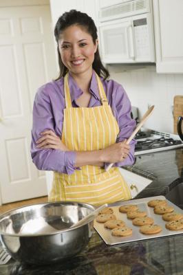 Come cuocere i Cookies che non vengono bruciati sul fondo