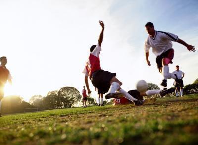 Circuit Training per i giocatori di calcio