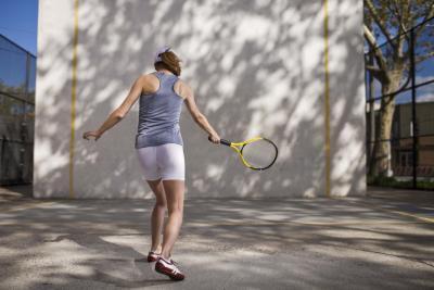 Auto-pratica per migliorare il tuo Tennis abilità consistenza