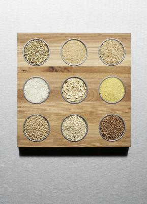 Riso integrale sciroppo vs alta fruttosio sciroppo di mais