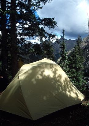 Campeggi primo arrivati, primi servono in California