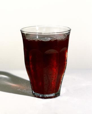 Gastrite e succo d'uva