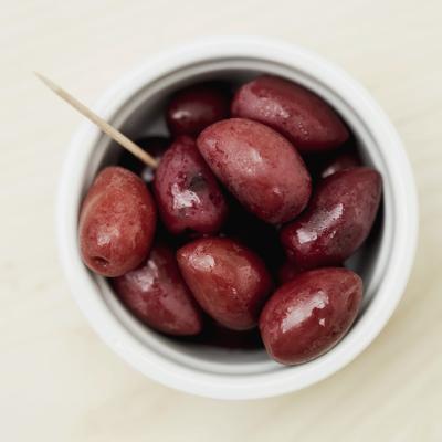 Sono sano mangiare olive?