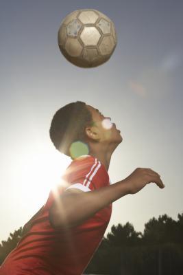 Come funziona una valvola di sfiato di Soccer Ball?