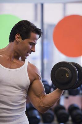 Perché ottenete più vene dopo il sollevamento pesi?