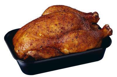 come cucinare un pollo intero in una rosticceria