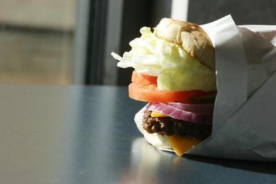 Basso contenuto di grassi Fast Food