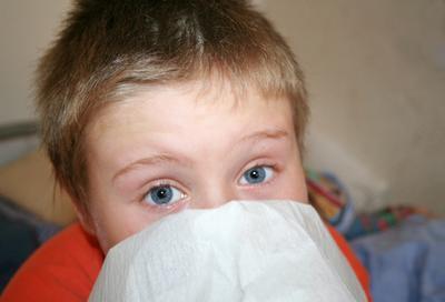 Sollievo per la tosse nei bambini