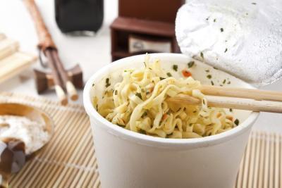 Ramen Noodles sono sani?