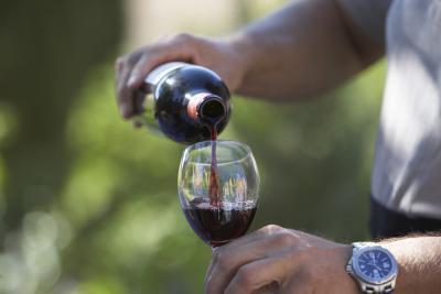Vantaggi di vino rosso per le donne