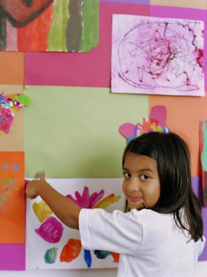 Modi creativi per Mostra opera d'arte per bambini