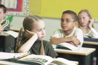 Sul comportamento dei bambini nell'Aula impostazione