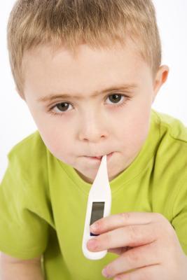 Incubi e febbre nei bambini
