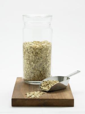 Riso integrale e farina d'avena dieta per perdere peso