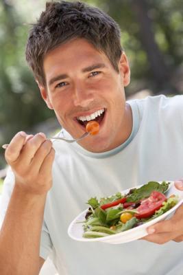 Un piano di buona dieta per gli uomini