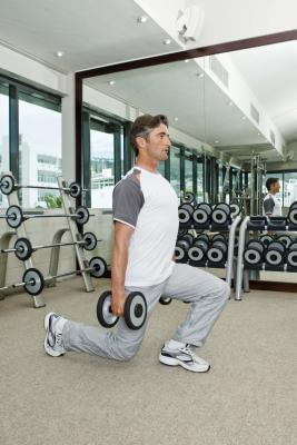 Esercizi di peso libero per quad