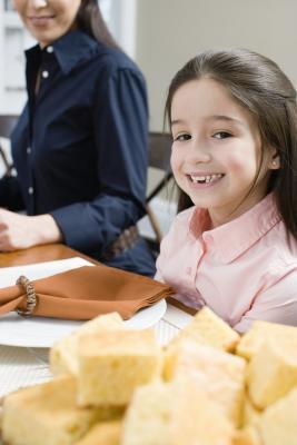 Come cucinare il cibo dell'anima: Cornbread Spogliatoio con ventriglio