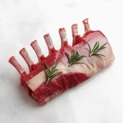 Come cucinare un carré di agnello al forno