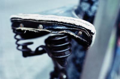 Come risolvere il sellino della bicicletta strappato