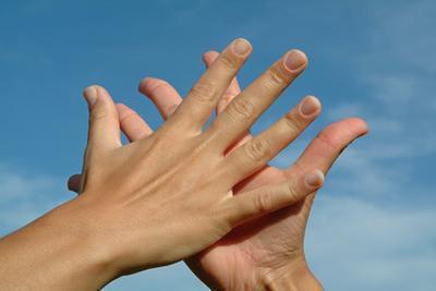Home rimedi per il prurito mani
