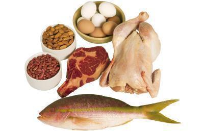 Che cosa gruppo alimentare ha la minor quantità di carboidrati?