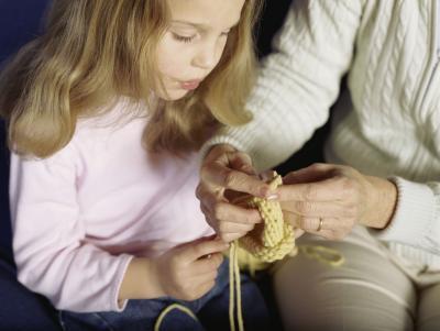 Norme di sicurezza per bambini quando si utilizza un ago da cucito in plastica