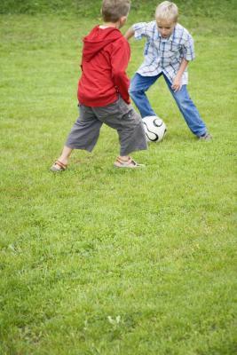 Come allenatore di calcio per 7-Year-Olds & sotto