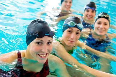 Come diventare un insegnante di nuoto