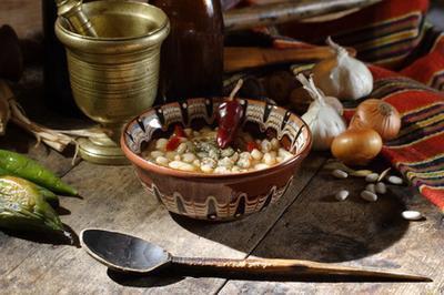 Dieta della minestra del fagiolo