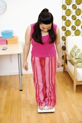Come mettere su peso per una donna