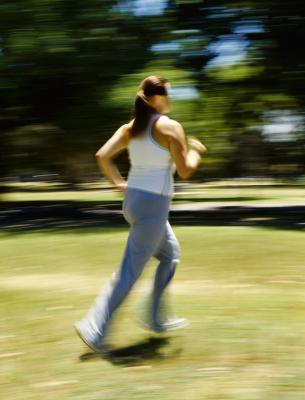 Da jogging & precoce gravidanza