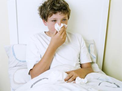 Come trattare un Pre-Teen di intasato naso