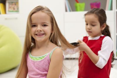 Che cosa è l'igiene personale per i bambini?
