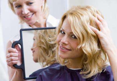 Ritocco dei capelli rimedi per le bionde