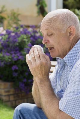 Allergia e formicolio in faccia