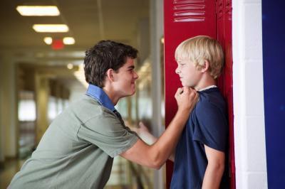 I componenti di comportamenti anti-sociali nei bambini